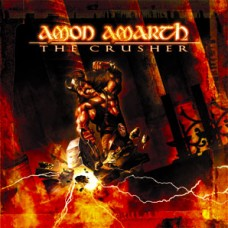 Amon Amarth - The Crusher (Vinyl)
