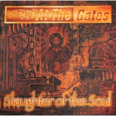 At The Gates - Slaughter Of The Souls (Vinyl)