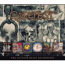 Gorefest - The Nuclear Blast Recordings