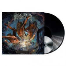 Krisiun - Scourge Of The Enthroned (Vinyl)