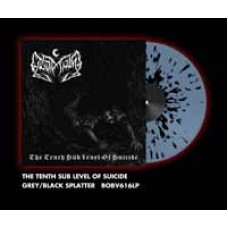 Leviathan - The Tenth Sublevel Of Suicide (Vinyl)