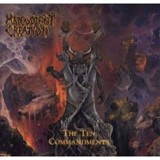 Malevolent Creation - Ten Commandments