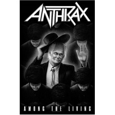 Anthrax - Among The Living (Flag)