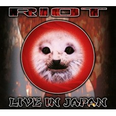 Riot - Live In Japan